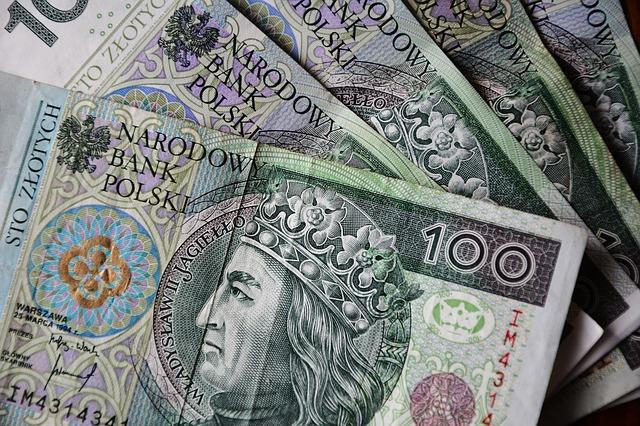 Banknoty waluty polskiej