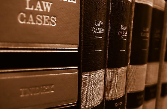 Książki z prawa