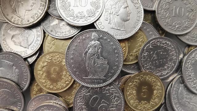 Monety franki